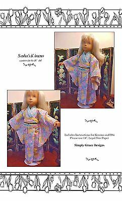 Sweet Dress and Hat Pattern for Baby Sasha and Toddler~ Simply Grace Designs