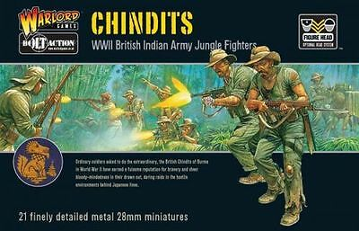 [Bolt Action] British Chindits (21 Modelle) - Warlord Games WW2 - 28mm