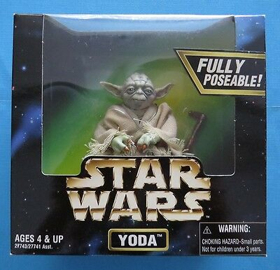 1997 - Star Wars - Action Collection - Yoda 1817
