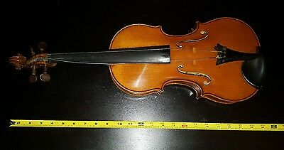 1920 Maurice Bourguignon Violin, Brussels - Case/Bow/ Dust Cover Included