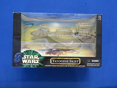1999 - Star Wars - Power Of The Force - Tatooine Skiff 0909