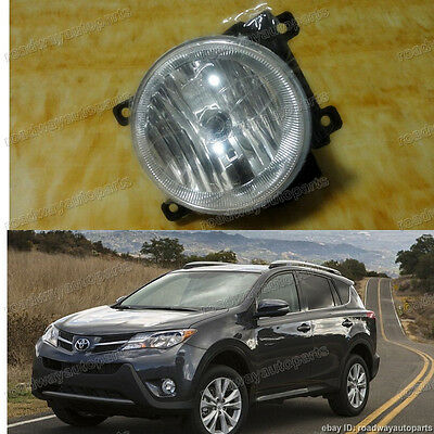 1PCS RH front bumper FOG DRIVING Light lamp for TOYOTA RAV4 2013-2015