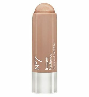 Boots No7 instant radiance bronzing highlighter - 5.5g bronzer
