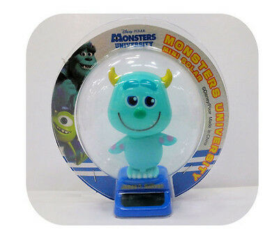 Monster Inc. Sullivan Sulley Nohohon Solar Figure Limited RARE Toy Gift Present