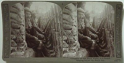 stereoviews - vues stereoscopiques - stereobilder 10 x 1. Weltkrieg WW1 (#1)