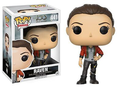 RAVEN The 100 Life As A Fight - Funko! POP! Television-Vinyl Figur 10cm - OVP