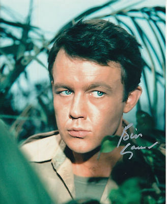 William Gaunt In Person Signed Photo - The Champions - AG9