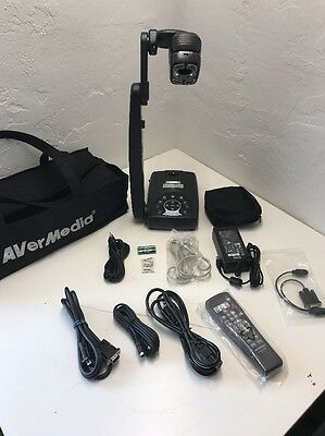 "Aver Avervision 300af+ Document Camera - 0.50"" Cmos - 3.2 Megapixel - Ntsc"
