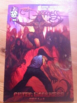 Darkness Part 1 - 90 - Outer Darkness Comic