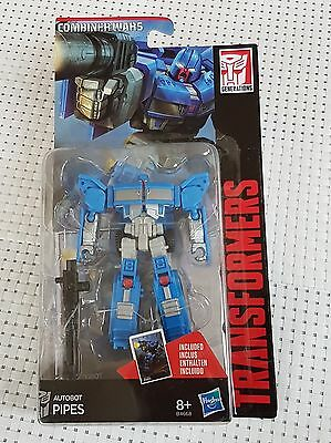 TRANSFORMERS (Hasbro) COMBINER WARS  (PIPES)