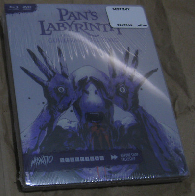 Pan's Labyrinth Mondo X Steelbook, Future Shop Exclusive. New & Sealed.