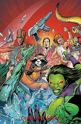 Guardians Of The Galaxy Mother Entropy #3 (2017) 1St Printing Bagged & Boarded