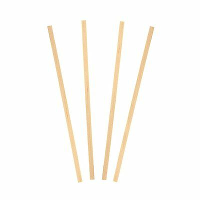 Wood Disposable Coffee Stirrers Stir Wooden Craft Beverage Stirrers 1000 Count