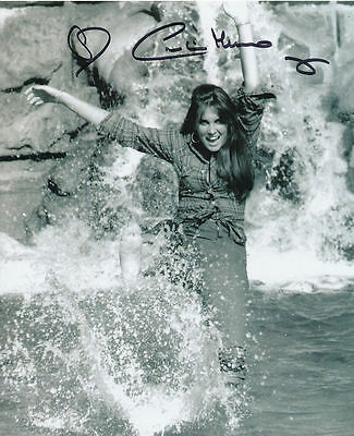 Caroline Munro In Person Signed Photo - GORGEOUS!!!!!! - AG34