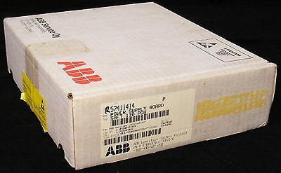 New ABB SAFT 110 POW Power Supply Board 57411414