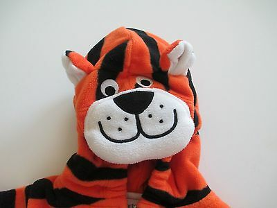 Infant Size 3-6 Months Halloween Tiger Costume Excellent Used Condition