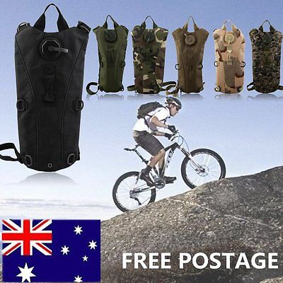 5L Water Bag Bicycle Bike Cycling Mouth Water Bag Hydration Camping Sports ZH