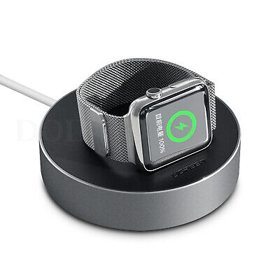 Ugreen Apple Watch Portable Stand Charging Dock Charger For iWatch 38mm 42mm