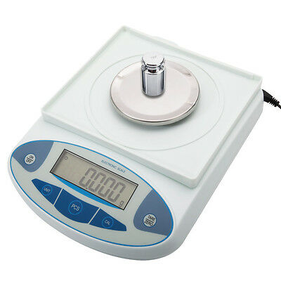 300g x 0.001g Lab Analytical Balance Digital Precision Electronic Scale LCD