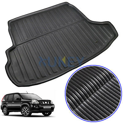 Cargo Boot Liner Rear Trunk Mat Floor Tray For X-Trail XTrail T31 MK2 2008-2013