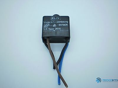 ELTH 20T80K 261N defrost thermostat and thermal fuse Fisher Paykel