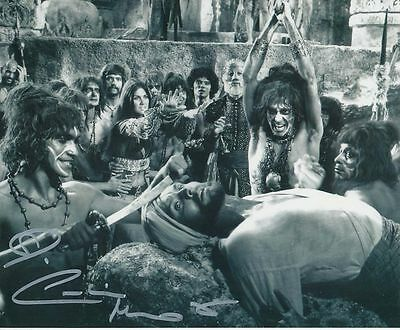 Caroline Munro In Person Signed Photo - The Golden Voyage of Sinbad - AG87