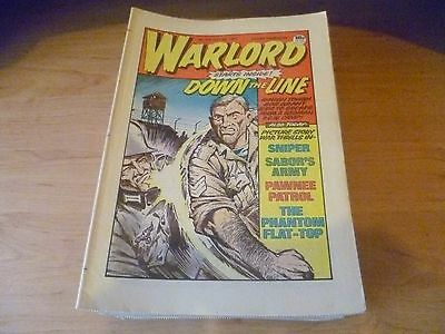 Warlord Comics X50 range from 1970s to 1980s great condition