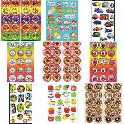 Scratch and Sniff Stickers - Teachers Scratch n Sniff - Read Descrip in Full