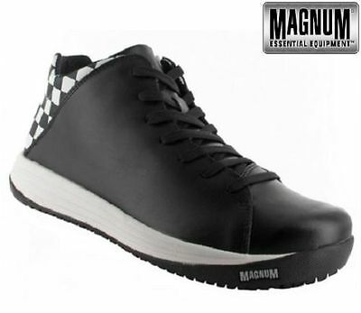Mens Magnum Walking Hiking Winter Trainers Waterproof Work Ankle Boots Shoes Sz