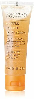 Sanctuary Spa Covent Garden Mini Body Scrub Ideal for travel