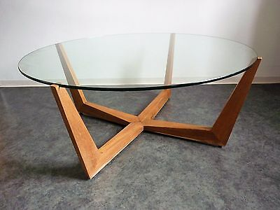 Wilhelm renz midcentury coffeetable couch tisch danish for Tisch danish design