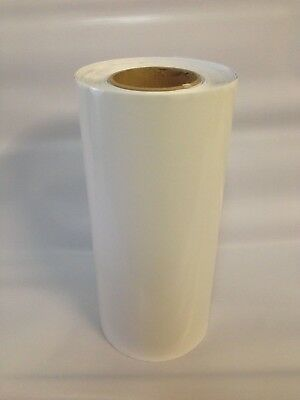 "Roll  White Glossy For Printing Solvent  Vinyl 54 "" x 50 yards  ( 165 Feet  )"