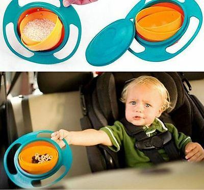 Baby Spill-Proof Bowl