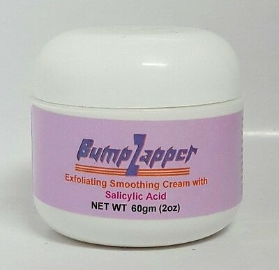 Bump Zapper Peeling glättend Creme 60 GM (57ml)