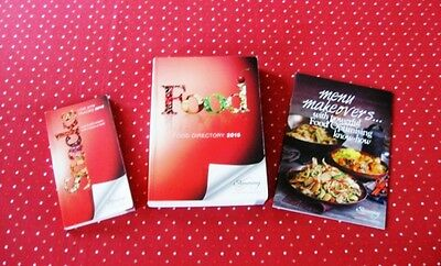 Slimming World 2015 Directory & Low Syn Snack Books + Recipe Book, Post Today!