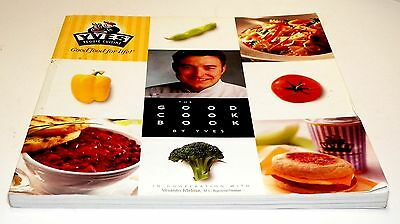 Books, The Good Cook Book by YVES, veggie cuisine, Cookbook, Recipes