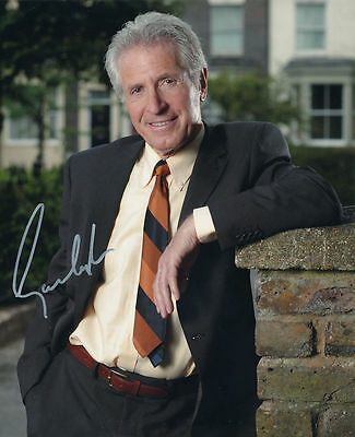 George Layton In Person Signed Photo - EastEnders - AG168