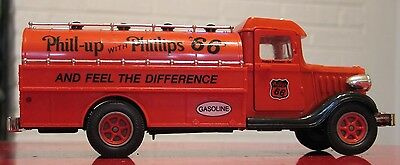 * PHILLIPS '66' Vintage Truck Bank Limited Edition - Phill-up with Phillips '66'