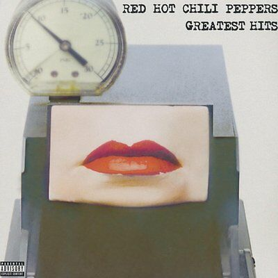 RED HOT CHILI PEPPERS - GREATEST HITS  (LP Vinyl) sealed
