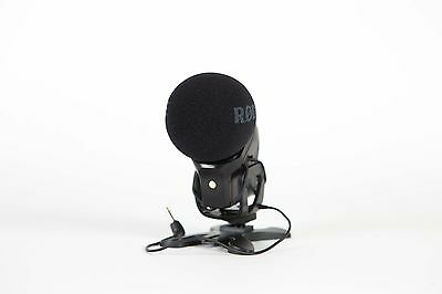 RODE - Stereo VideoMic Pro On-Camera Microphone
