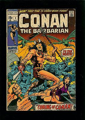 Conan the Barbarian 1 - Large Scans