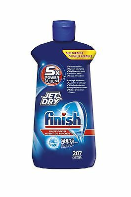 Finish Jet-Dry Rinse Agent Original 621 ml New
