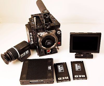 RED EPIC X  DRAGON  and ACCESSORIES