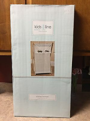 Kidsline Antique Toys KIDS LINE HAMPER DISCONTINUED OPENED BOX TO MEASURE ONLY
