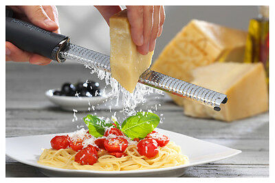 Microplane Premium Zester Grater Stainless Steel Blade Brand-New Commercial