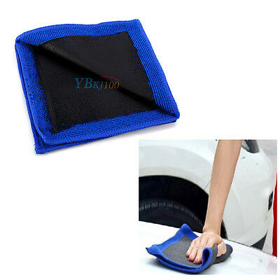 Detailing Washing Clay Bar Towel/Clay Towel Mitt For Car With 33 x 28cm New GLF