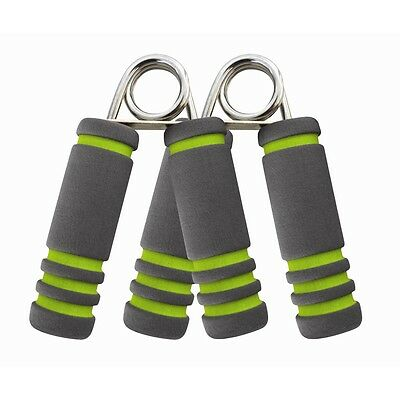 Hand Grips Strength Wrist Arm Training Gym Fitness Exercise Home Fitness Durable