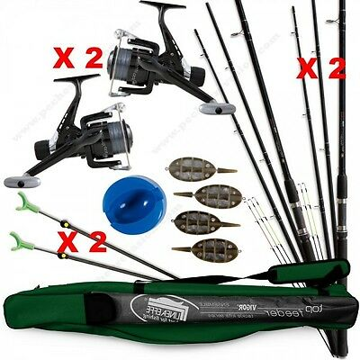Pack Complet Top Feeder / Quiver