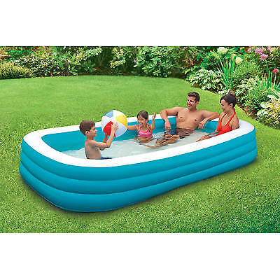 """Play Day 120"""" Deluxe Family Pool"""