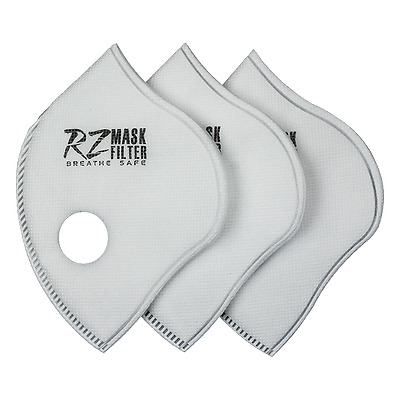 RZ Mask F2 High-Flo Filters - 3 pcs. - all sizes